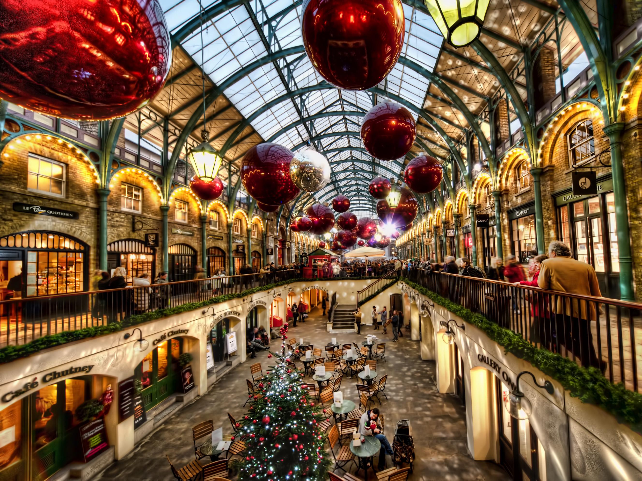 Рождественские ярмарки в Европе в 2016-2017 году