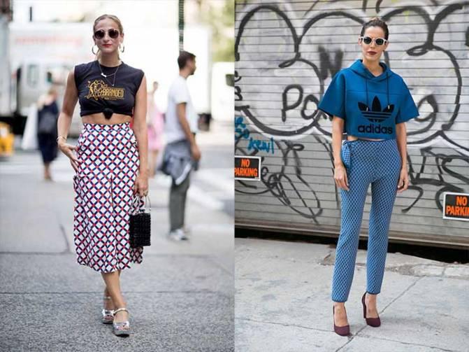 Летняя мода в 2017 году