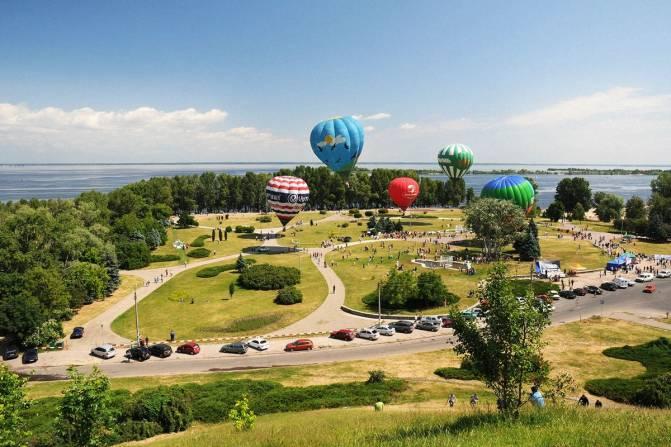 Летний отдых на Украине 2017