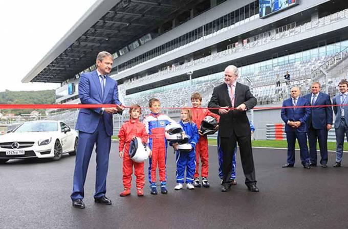 Формула-1 в Сочи в 2017 году