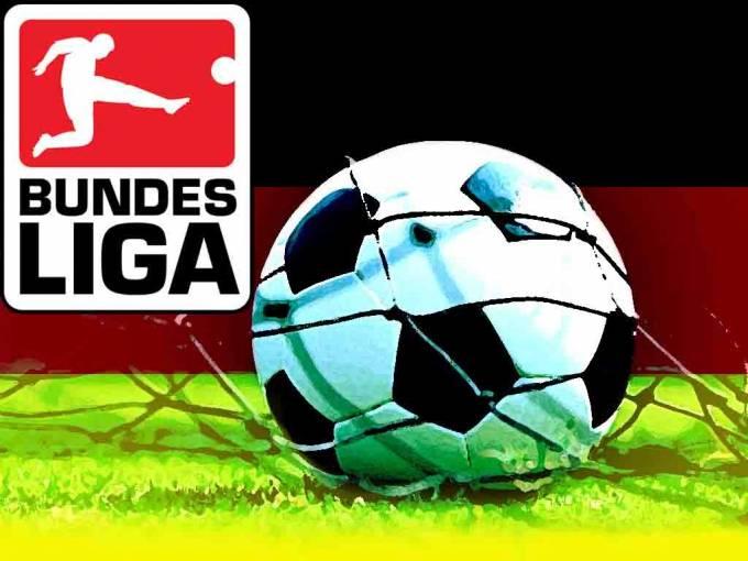 Чемпионат Германии по футболу в 2017 году