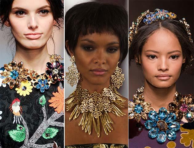 Модные аксессуары в 2017 году