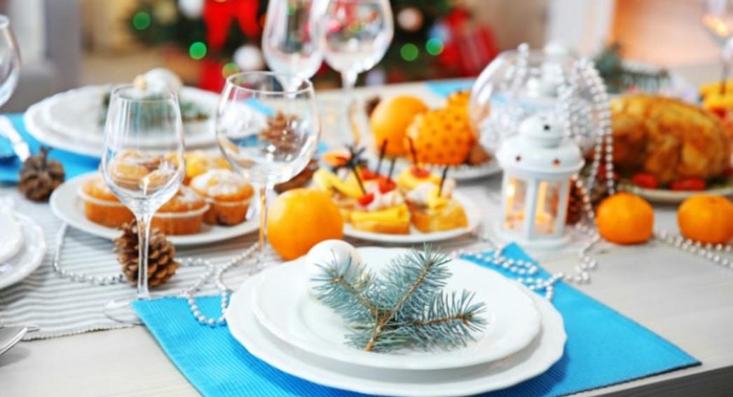 Что должно быть на новогоднем столе?