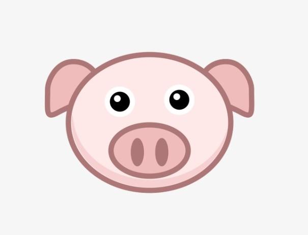 Маски на Новый 2019 год Свиньи