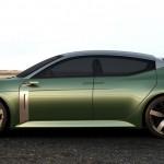 Kia выпустит новый заднеприводный седан в 2017 году