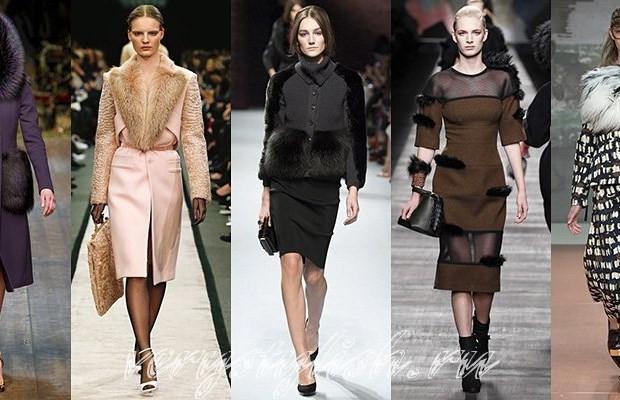 43b1a87a4182 Модная верхняя одежда зима 2016-2017. Модные тенденции в стиле