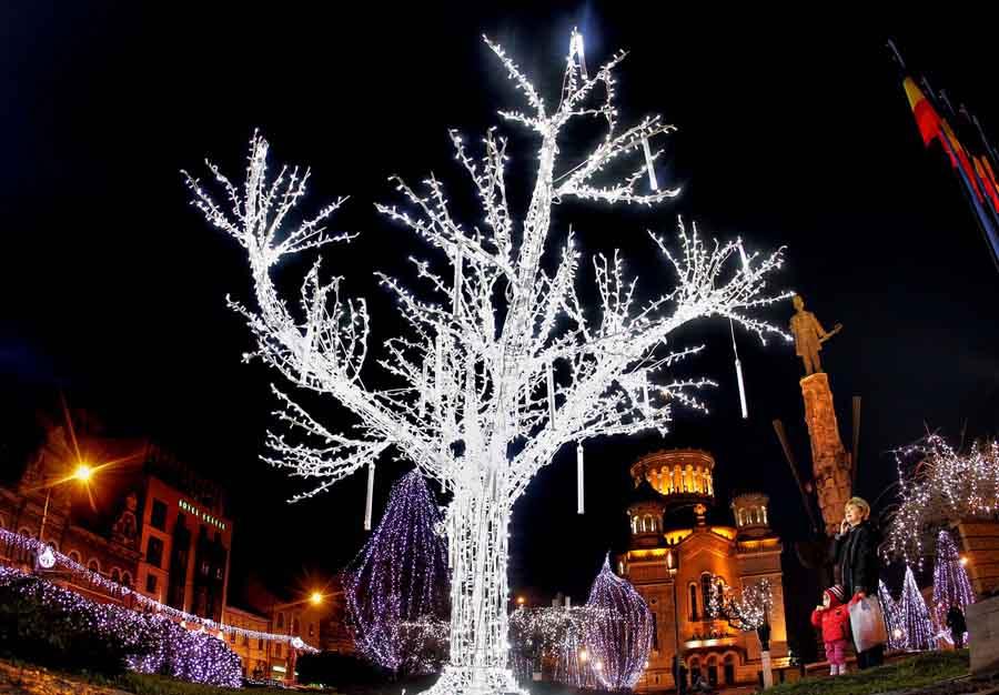 Новый год 2017 в Болгарии