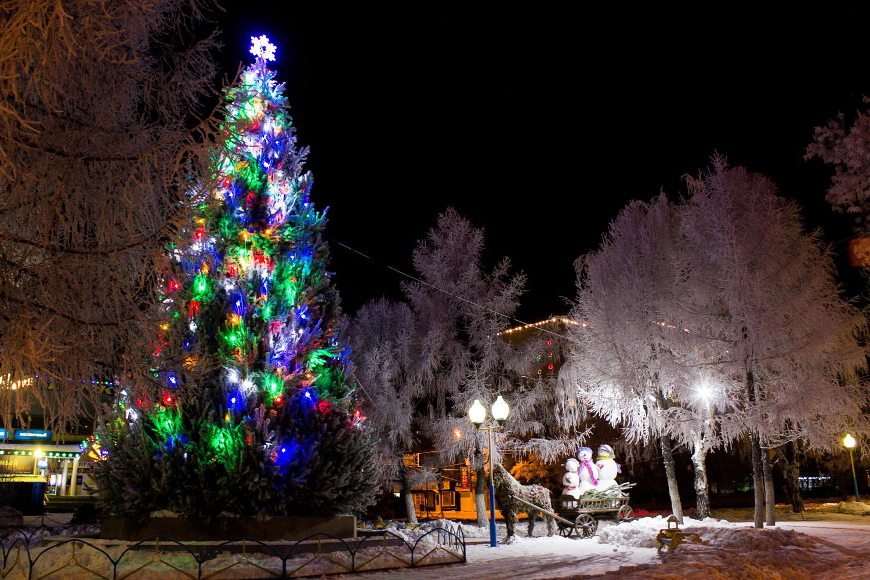 Погода на новый год оренбургская