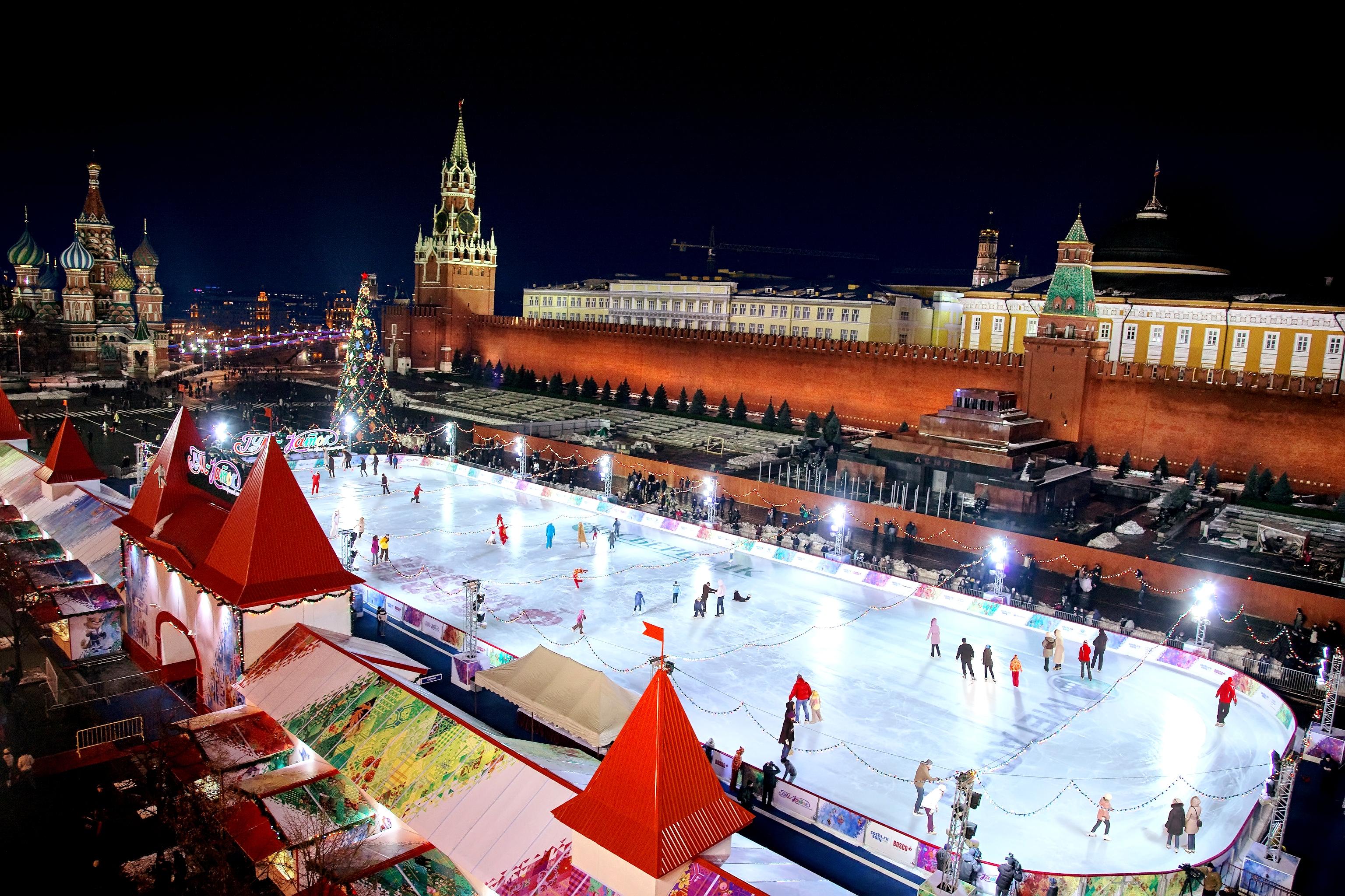 знакомства на новый год в москве 2017