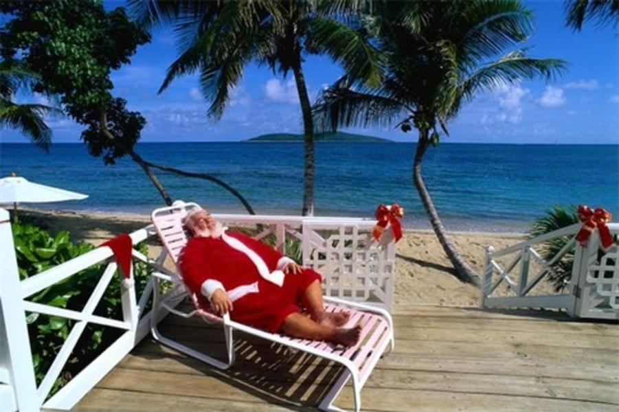 Доступный отдых на новый год