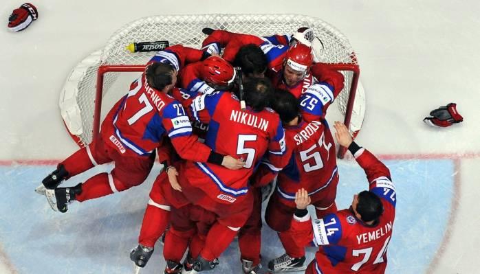 Чемпионат мира по хоккею в 2017 году