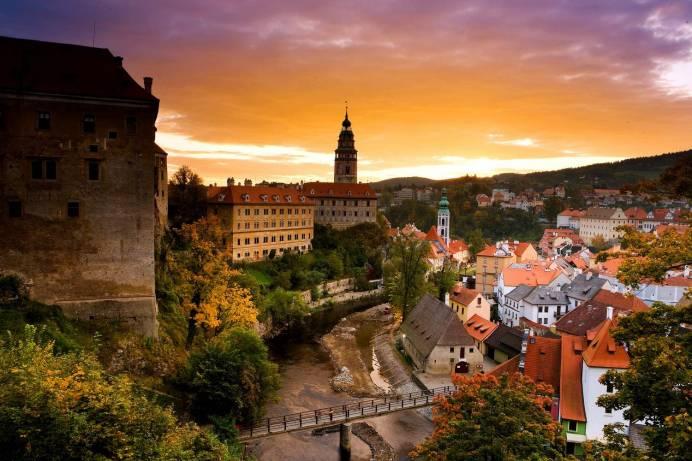 Отдых в Чехии осенью в 2017 году