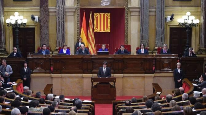 Независимость Каталонии в 2017 году