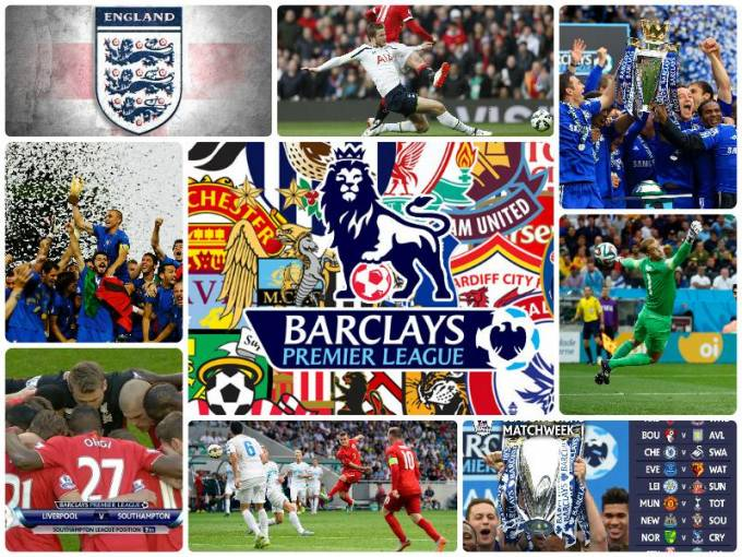 Чемпионат Англии по футболу 2017