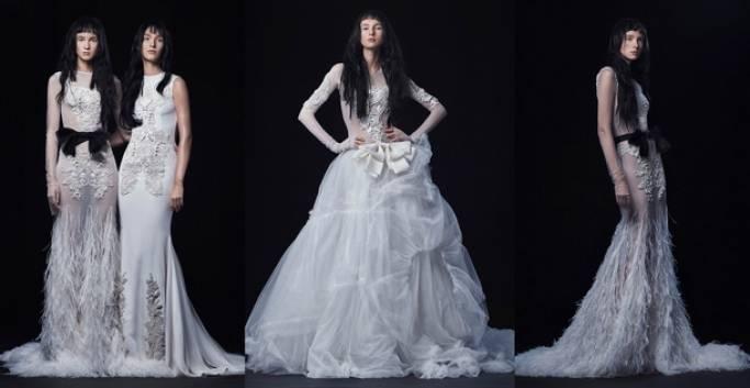Вера Вонг свадебные платья 2017