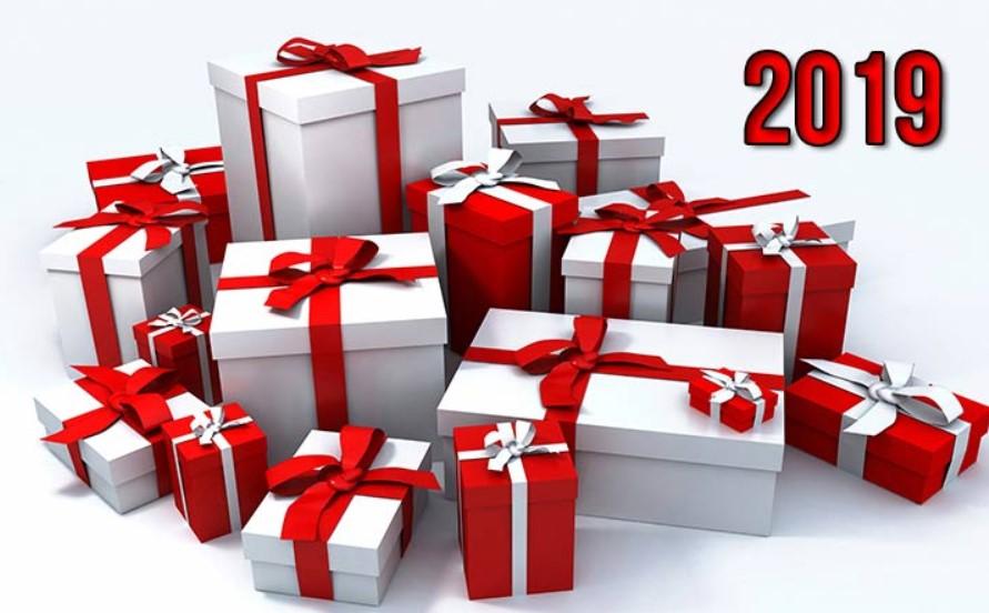 Идеи оригинальных подарков на Новый 2019 год