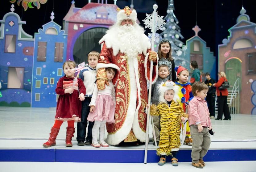 Новогодние представления для детей в 2018-2019 году