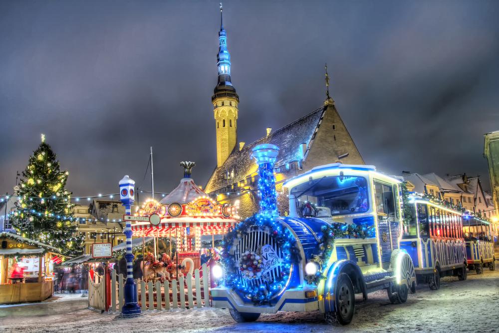 Туры в Прибалтику на Новый 2019 год